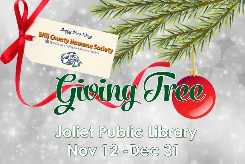 Giving Tree to Benefit the Will County Humane Society