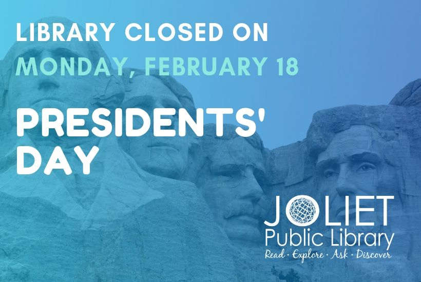 Closed Pres Day